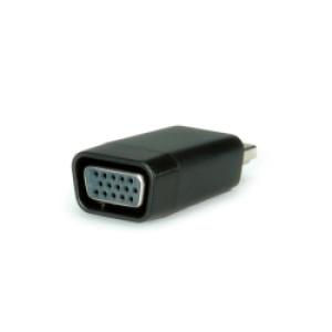 Roline VALUE mini HDMI(M) na VGA(F)-12.99.3113